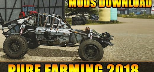 Cars - Pure Farming 2018 Cars Mods   PF 2018 Cars Mods
