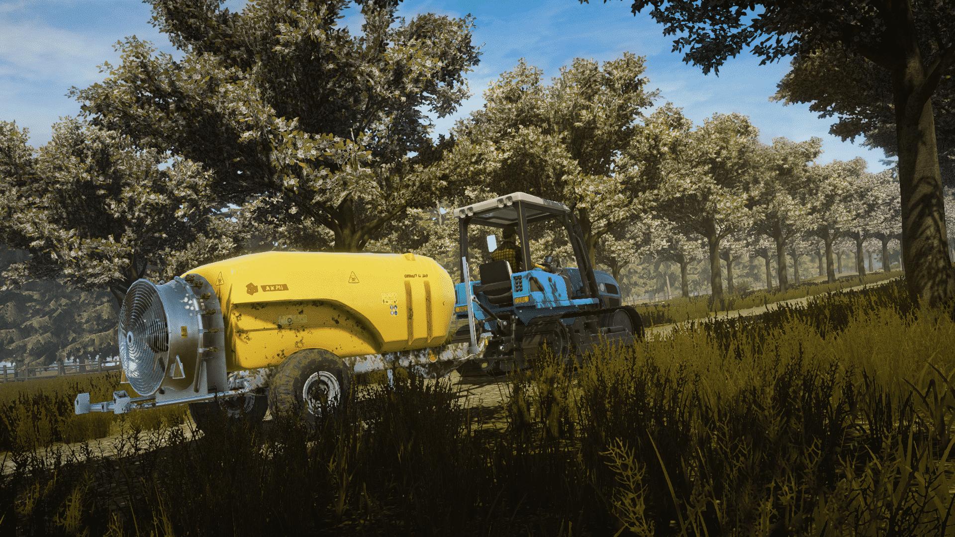 Pure Farming 2018 - Recensione 2